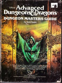 Dungeon Masters Guide (Advanced Dungeons & Dragons Core Rulebook) - Gary Gygax