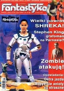 Nowa Fantastyka 262 (7/2004) - John Kessel, Alex Irvine, Adam Mrozek, Elizabeth Bear, Witold Siekierzyński, Jakub Remiszewski