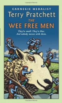 The Wee Free Men (Discworld, #30) - Terry Pratchett, Stephen Briggs
