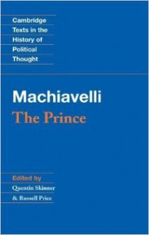 The Prince - Niccolò Machiavelli, Quentin Skinner, Russell Price