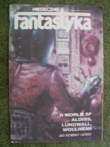 Miesięcznik Fantastyka 13 (10/1983) - Redakcja miesięcznika Fantastyka
