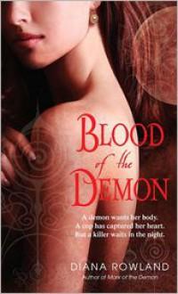 Blood of the Demon (Kara Gillian Series #2) - Diana Rowland