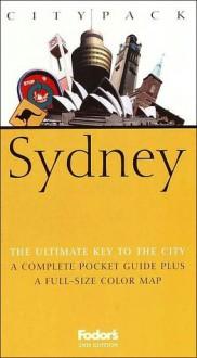 Fodor's Citypack Sydney - Fodor's Travel Publications Inc.