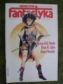Miesięcznik Fantastyka 71 (8/1988) - Redakcja miesięcznika Fantastyka