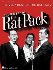 The Very Best of the Rat Pack - Hal Leonard Publishing Company, Dean Martin, Sammy Davis Jr.