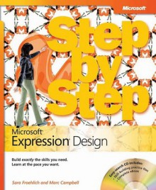 Microsoft(r) Expression(r) Design Step by Step - Sara Froehlich, Marc Campbell