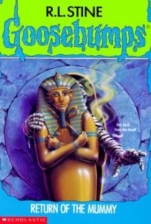 Return of the Mummy - R.L. Stine