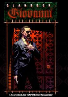 Clanbook: Giovanni - Justin Achilli