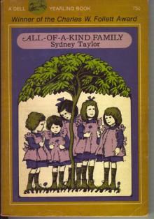 All-of-a-Kind Family - Sydney Taylor, Helen John