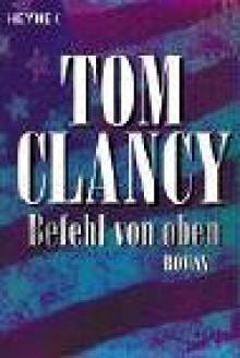 Befehl von Oben - Tom Clancy