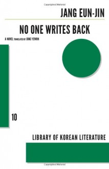 No One Writes Back - Eunjin Jang, Yewon Jung