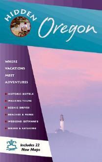 Hidden Oregon - Maria Lenhart