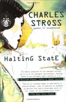 Halting State - Charles Stross