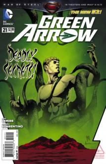 Green Arrow #21 (New 52 Green Arrow #21) - Jeff Lemire, Andrea Sorrentino