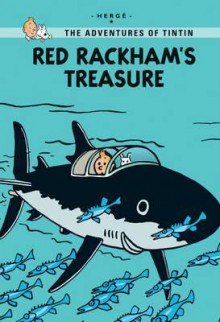 Red Rackham's Treasure - Hergé