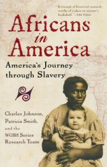 Africans in America: America's Journey through Slavery - Charles R. Johnson, Charles R. Johnson, WGBH Series Research Team