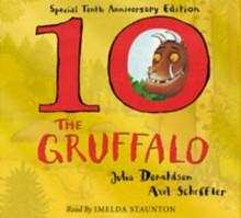 The Gruffalo - Julia Donaldson, Imelda Staunton