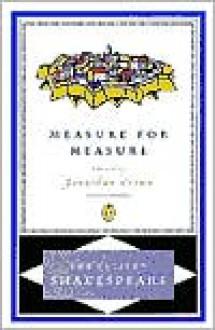 Measure for Measure - Stephen Orgel, Jonathon Crewe, William Shakespeare