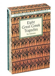 Eight Great Greek Tragedies: Six Books - Dover Publications Inc.