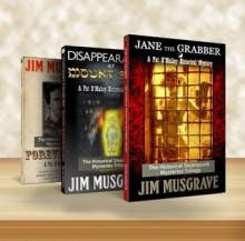 Pat O'Malley Historical Steampunk Trilogy - Jim Musgrave