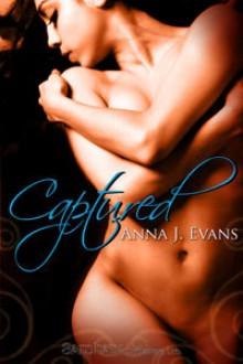 Captured - Anna J. Evans