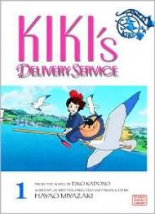 Kiki's Delivery Service Film Comics, Volume 1 - Hayao Miyazaki, Eiko Kadono