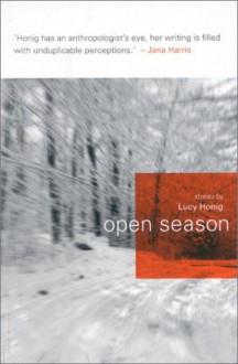 Open Season - Lucy Honig