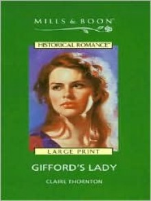 Gifford's Lady - Claire Thornton