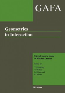 Geometries in Interaction - Y. Eliashberg