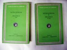 Hellenica, 2 Vols - Xenophon, Carleton L. Brownson