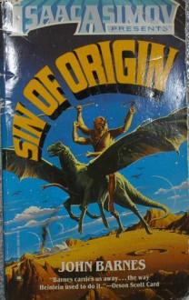 Sin of Origin (hardback) - John Barnes