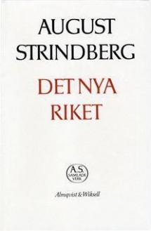 Det Nya Riket - August Strindberg