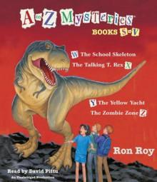 A to Z Mysteries: Books S-V - Ron Roy, David Pittu