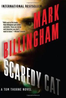 Scaredy Cat (The Di Tom Thorne) - Mark Billingham