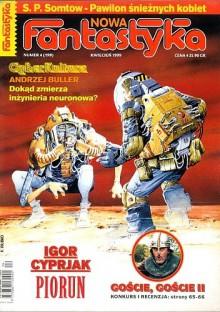 Nowa Fantastyka 199 (4/1999) - Kir Bułyczow, Somtow Sucharitkul, Igor Cyprjak, Timons Esaias, Danith McPherson