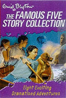 The Famous Five Story Collection (8 Adventures) - Enid Blyton