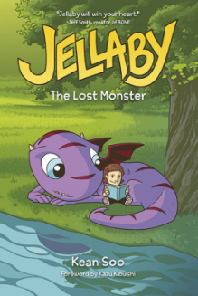 Jellaby: The Lost Monster - Kean Soo