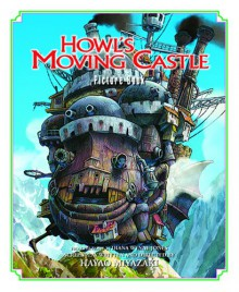 Howls Moving Castle Picture Book - Hayao Miyazaki