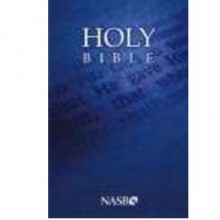 Holy Bible Updated NASB - Anonymous