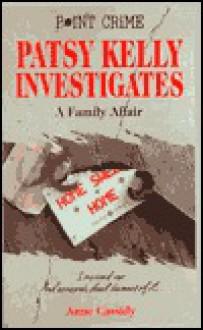 A Family Affair - Anne Cassidy