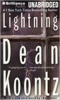 Lightning - Christopher Lane, Dean Koontz
