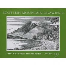 Scottish Mountain Drawings: The Western Highlands - A. Wainwright