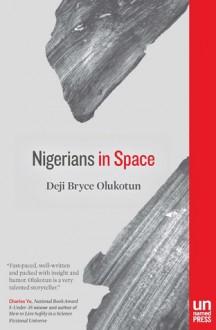 Nigerians in Space - Deji Bryce Olukotun