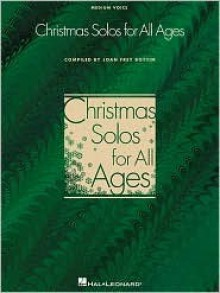Christmas Solos for All Ages Medium Voice - Joan Boytim