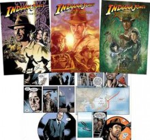 Indiana Jones Set 2 - Spotlight, Rob Williams, Luke Ross, Steve Scott