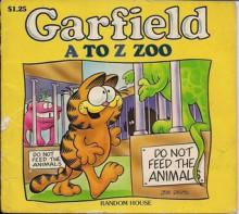 Garfield A to Z Zoo - Jim Davis, Mike Fentz, Dave Kühn