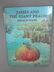 James and the Giant Peach - Roald Dahl, Michel Simeon