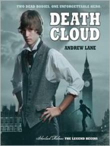 Death Cloud - Andrew Lane, Dan Weyman