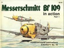 Messerschmitt Bf 109 in Action, Part 1 - John Beaman,Jerry L. Campbell,Don Greer