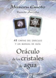 Orculo de Los Cristales del Agua [With Cards] - Masaru Emoto